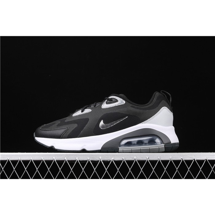 Men's Nike Air Max 200 BV5485 008 black gray