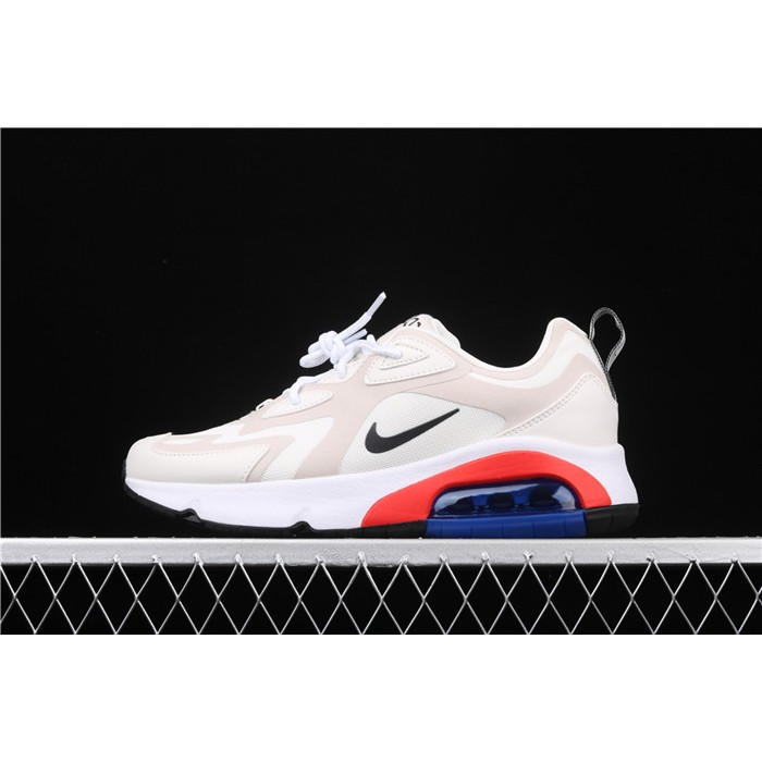 Men's & Women's Nike Air Max 200 AT6175 100 beige white