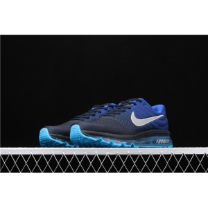 Men's Nike Air Max 2017 849559 400 blue