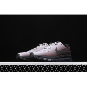 Men's Nike Air Max 2017 AT0044 002 black logo