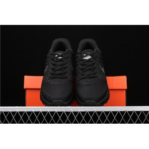 Men's & Women's Nike Air Max 2017 849559 004 black