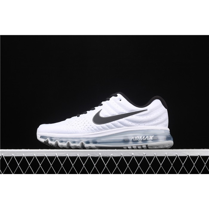 Men's & Women's Nike Air Max 2017 849559 100 white