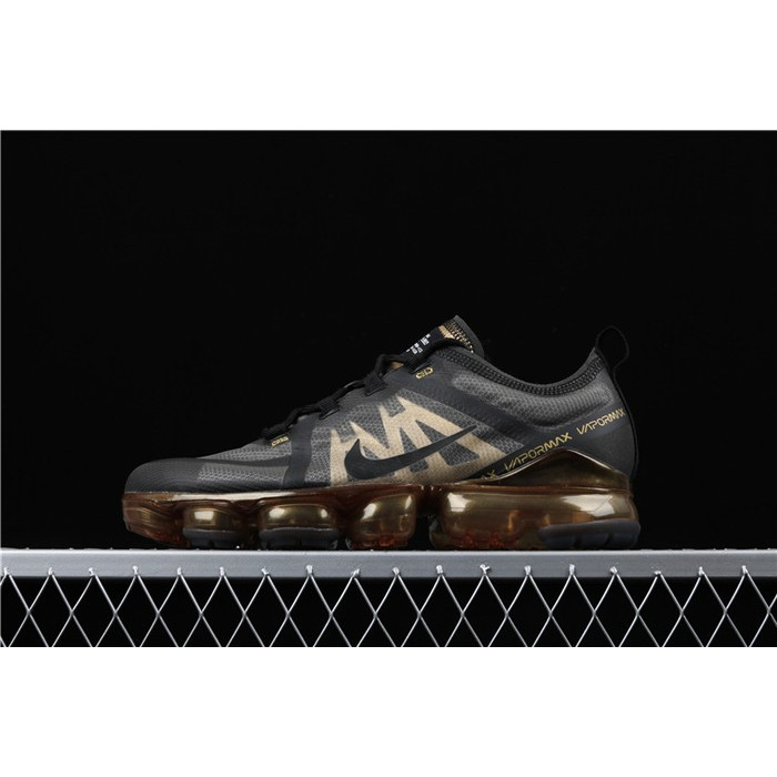 Men's Nike Air VaporMax 2019 Run Utility AR6631 002 golden