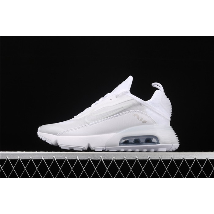 Men's & Women's Nike Air Max 2090 BV9977 100 white