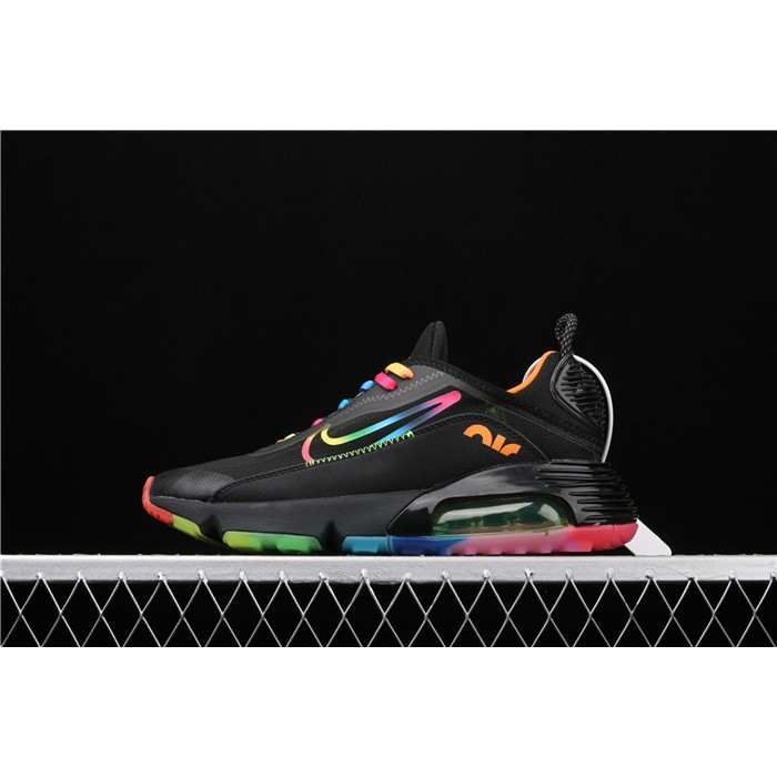 Men's & Women's Nike Air Max 2090 CT7695 009 colorful