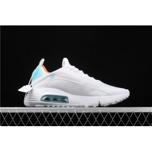 Men's & Women's Nike Air Max 2090 CT7695 104 white