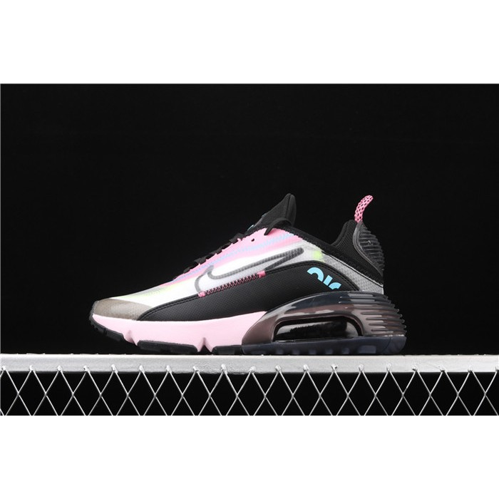 Women's Nike Air Max 2090 CW4286 100 black pink