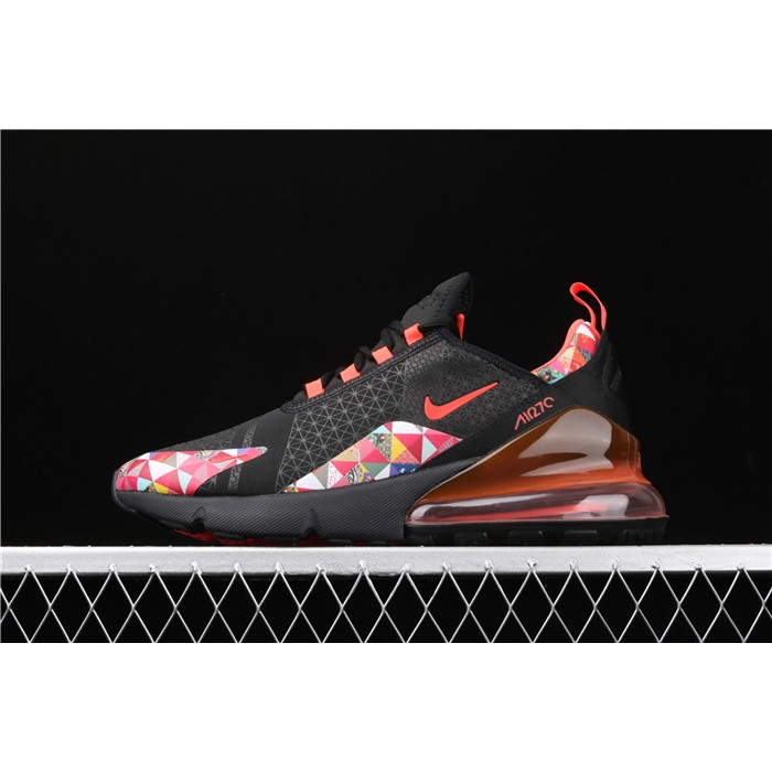Men's Nike Air Max 270 Chinese New Year BV6650 016 black red