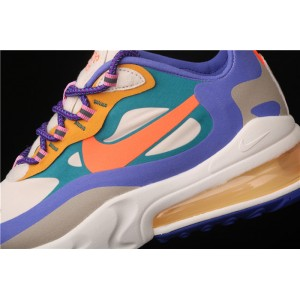 Men's Nike Air Max 270 React CU3014 181 colorful