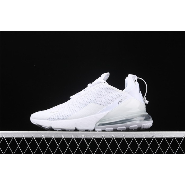 Men's & Women's Nike Air Max 270 3M AQ9164 101 white