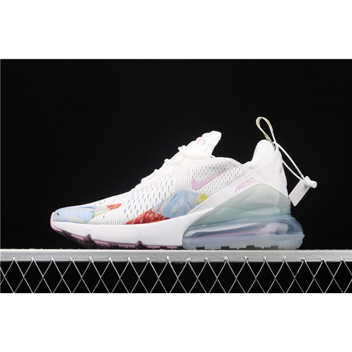 Men's & Women's Nike Air Max 270 3M AT6819 100 white