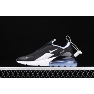 Men's & Women's Nike Air Max 270 AH6789 009 white black