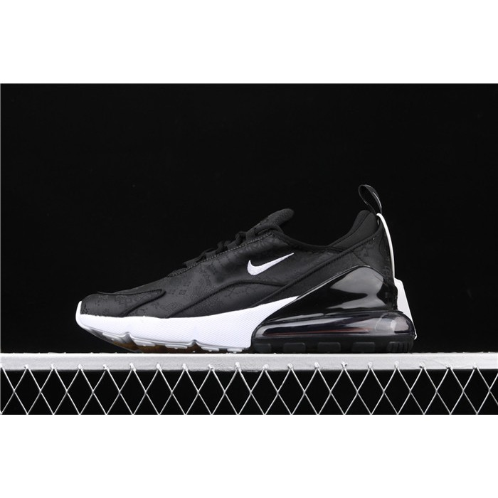 Men's & Women's Nike Air Max 270 AJ0499 001 black