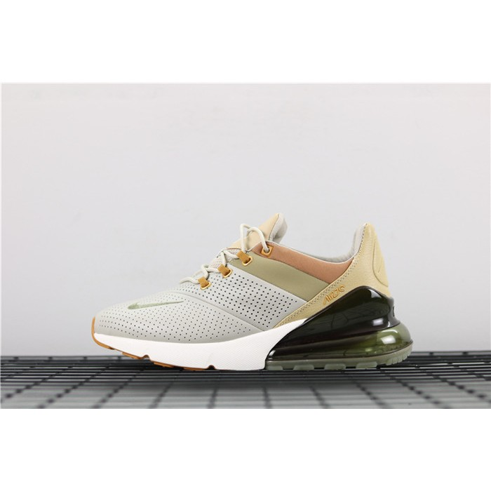 Men's & Women's Nike Air Max 270 Premium AO8283 200 beige olive