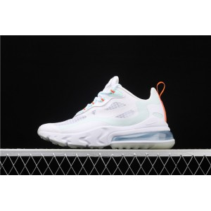 Women's Nike Air Max 270 React CJ0620 100 white