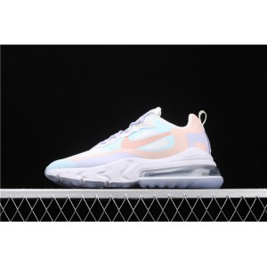 Women's Nike Air Max 270 React CQ4805 146 pink purple