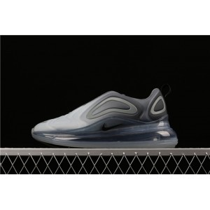 Men's & Women's Nike Air Max 720 AO2924 002 silver