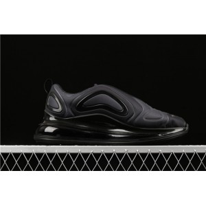 Men's & Women's Nike Air Max 720 AO2924 004 black