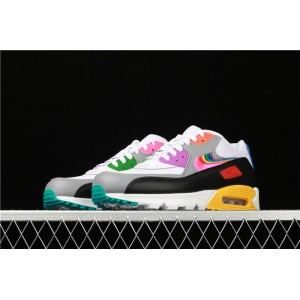 Men's Nike Air Max 90 Betrue CJ5482 100 colorful