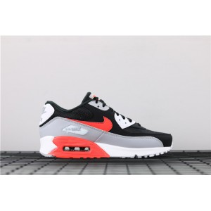 Men's Nike Air Max 90 Essential AJ1285 012 black gray