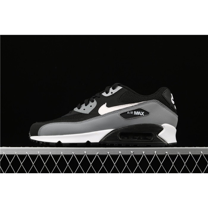 Men's Nike Air Max 90 Essential AJ1285 018 gray black