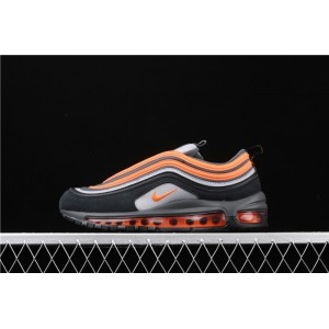 Men's & Women's Nike Air Max 97 921522 013 orange black