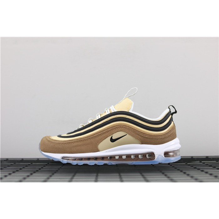 Men's & Women's Nike Air Max 97 921826 201 gold metallic
