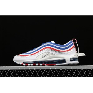 Men's & Women's Nike Air Max 97 921826 404 blue red white