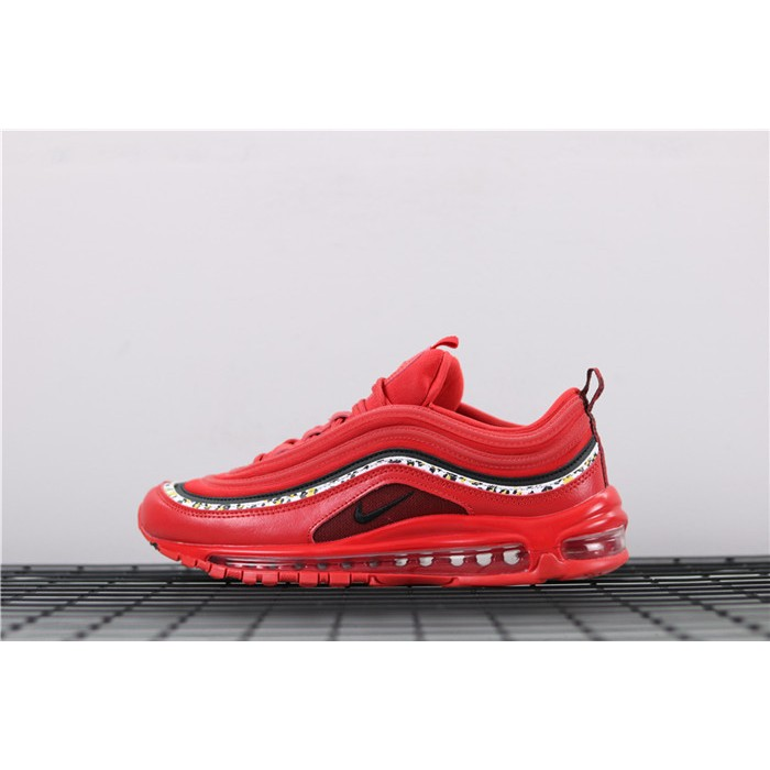 Men's & Women's Nike Air Max 97 AQ0655 121 red