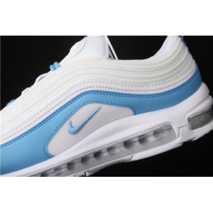 Men's & Women's Nike Air Max 97 Essential White Blue BV1982 101