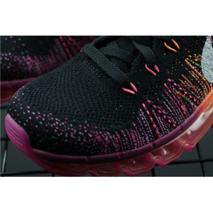 Women's Nike Air Max Flyknit 620659 015 orange
